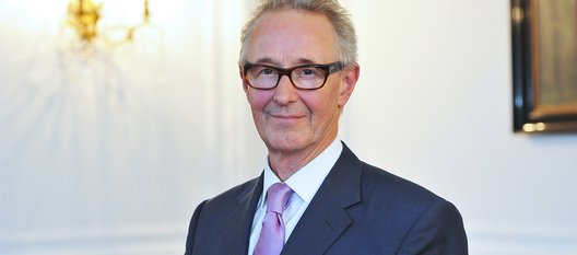 Chris Corbin OBE - Chairman of Leuka