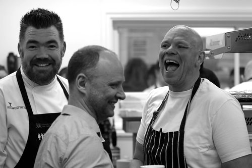 Who's Cooking Dinner? Tom Kerridge