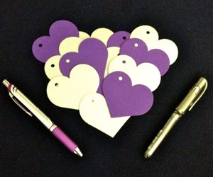 Hearts to remember tokens