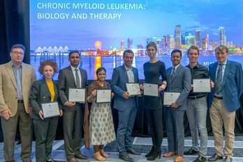 Leuka International Scholarship Awards 2018 - leukaemia research support