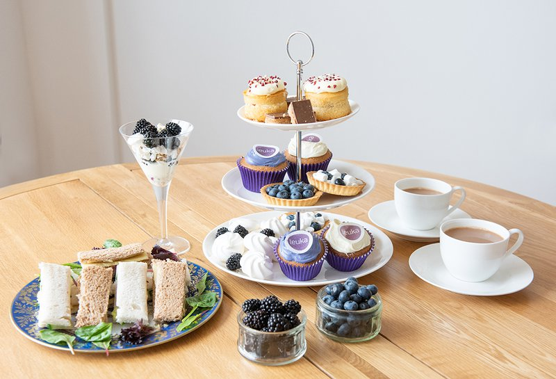 Leuka Loves Afternoon Tea - new for 2018!